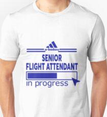 SENIOR FLIGHT ATTENDANT T-Shirt