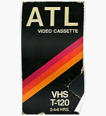 VHS Poster