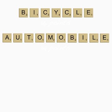 Scrabble by citycycling
