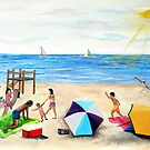 Fun In The Sun by Weshon  Hornsby