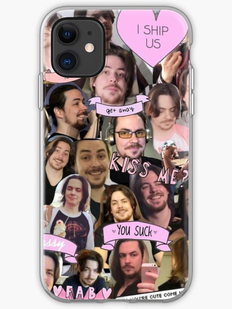 Game Grumps 50 3 iphone case