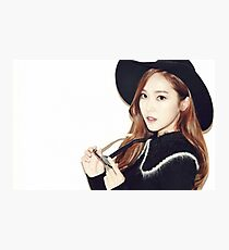 jessica girls generation snsd Photographic Print