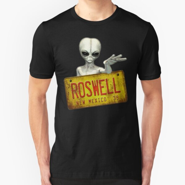 ROSWELL Slim Fit T-Shirt