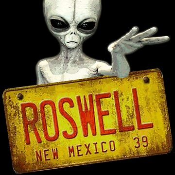 ROSWELL by PapaSquatch
