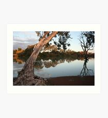 Renmark views Art Print