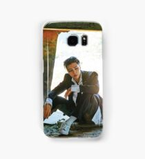 NCT 127 CHERRY BOMB JOHNNY Samsung Galaxy Case/Skin