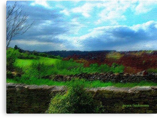 Farmer's Fence at Westley by jpryce