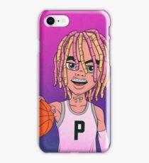 Lil Pump Ball iPhone Case/Skin