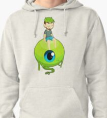 Jack and Septic Sam Pullover Hoodie