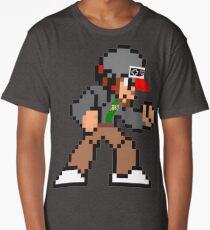F1NG3RS Surge of Shadows Sprite Art Long T-Shirt