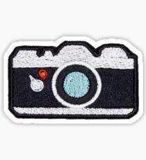 Camera Iron on Patch Sticker