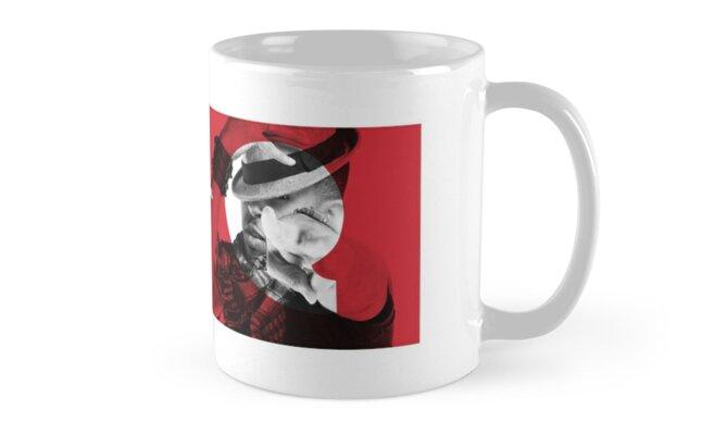 Mug   Passion + Expression - Male Dancer by weareunedited