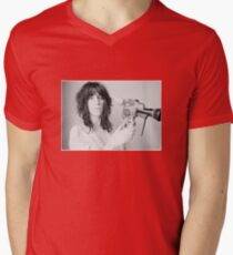 Patti Smith with a video camera T-Shirt