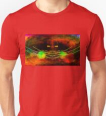 Abstract Lines and Curves. T-Shirt