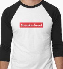 Sneakerhead Supreme Men's Baseball ¾ T-Shirt
