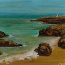 Gwithian Beach  by annareith