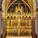 Main Altar Votivkirche, Vienna Austria by Mythos57
