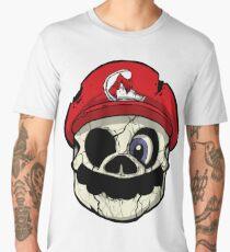 Plumber's skull Men's Premium T-Shirt