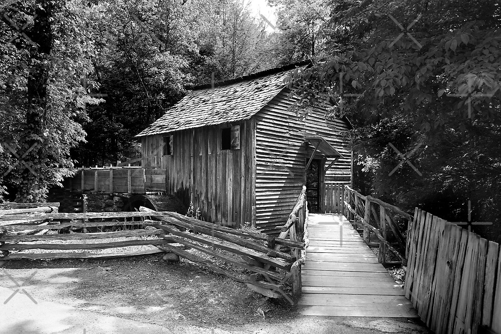 Cable Mill by Lisa G. Putman