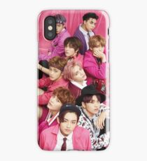 NCT 127 CHERRY BOMB iPhone Case/Skin
