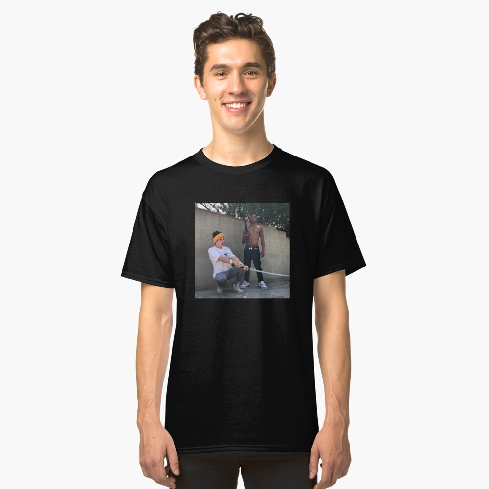 Protect Lil Xan Classic T-Shirt Front
