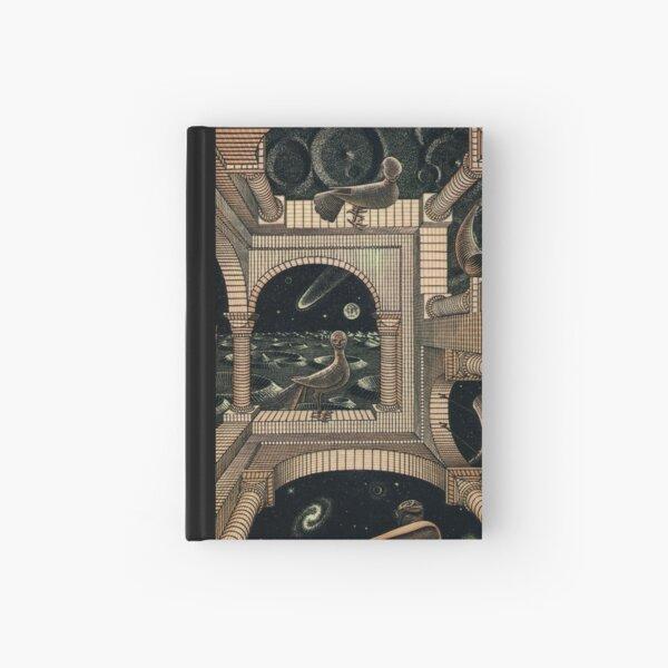 MC ESCHER LABIRINTH Hardcover Journal