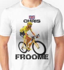 Chris Froome tshirt T-Shirt