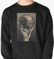 ESCHER REFLEKTIERTER BALL Sweatshirt