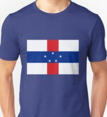 Flag of the Netherlands Antilles T-Shirt