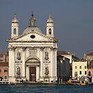 Santa Maria del Rosario, Venice Italy by Mythos57