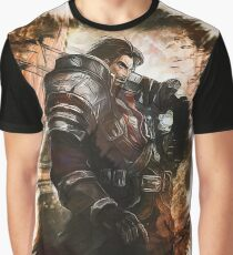 League of Legends GAREN Graphic T-Shirt