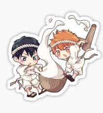 [Haikyuu] Mochi Kagehina Sticker