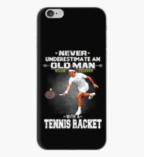 Roger Federer Tshirt iPhone Case