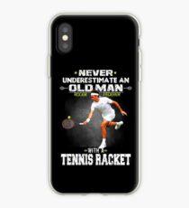 Roger Federer Tshirt iPhone Case