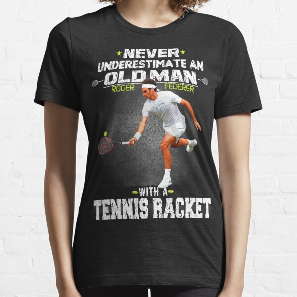 Roger Federer T-shirt T-shirt essentiel