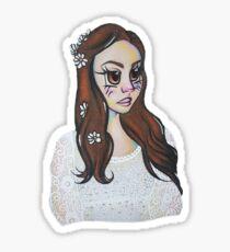 Lana Del Rey: Lust for Life Era Sticker