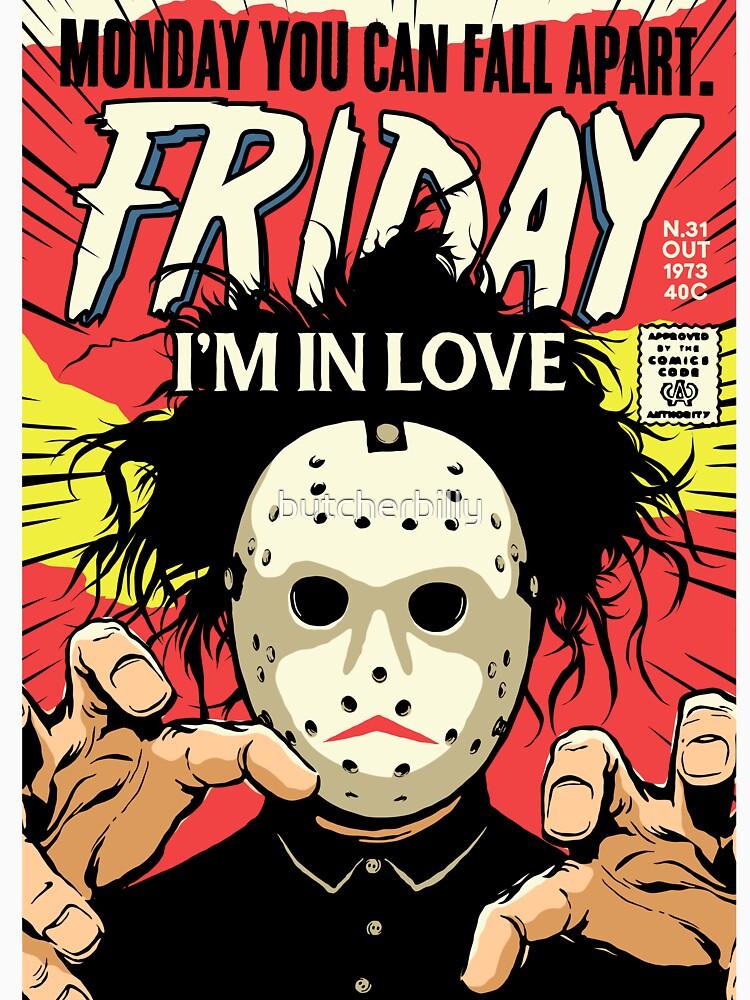 TFTS | Friday by butcherbilly