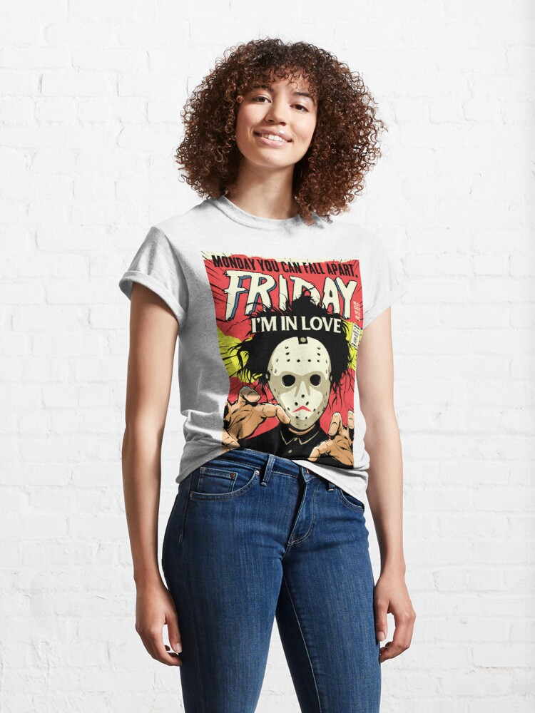 Alternate view of TFTS | Friday Classic T-Shirt