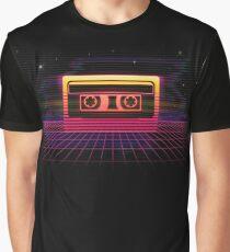 Sunset Cassette II Graphic T-Shirt
