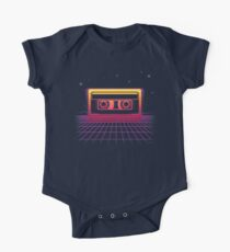 Sunset Cassette II Kids Clothes