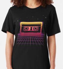 Sunset Cassette II Slim Fit T-Shirt