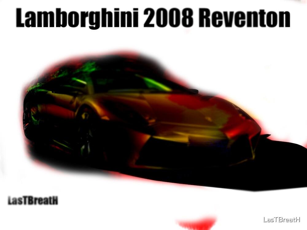 Blur Lamborghini by LasTBreatH
