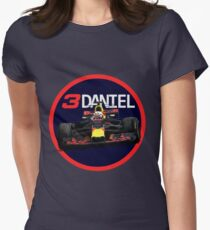 Daniel3 Women's Fitted T-Shirt