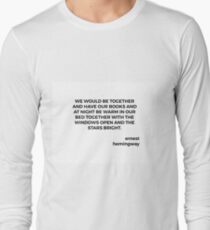 we would be together T-Shirt