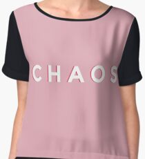 CHAOS Women's Chiffon Top