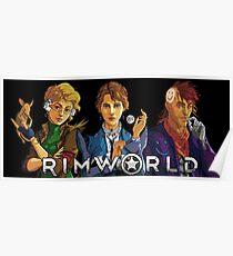 Randwelt Poster