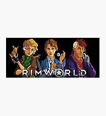 Lámina fotográfica Rimworld