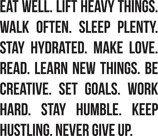 Keep Hustling Never Give Up Motivational Words Posters By Matt Awesome Motivational Words