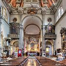 Chiesa Di San Guiseppe Di Castello, Venice Italy by Mythos57