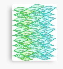 branch bright color  Canvas Print